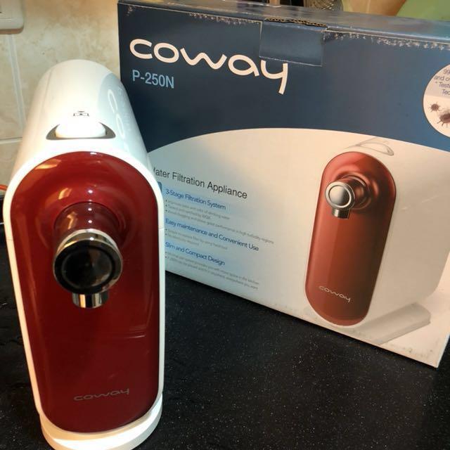 coway奈米高效淨水器(濾水器/飲水機,原價8999,急售)
