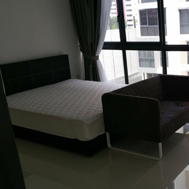 Cozy Studio Apartment near MRT and Mall for rent