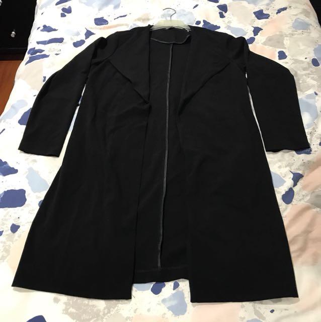David Jones long coat