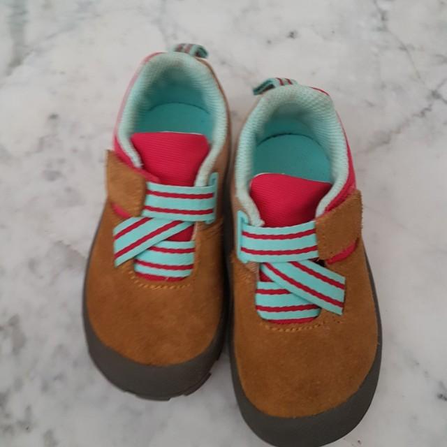 Decathlon walking hiking baby shoes