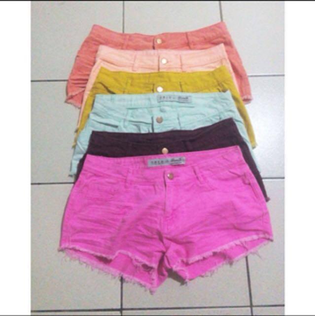 Denim Co Shorts
