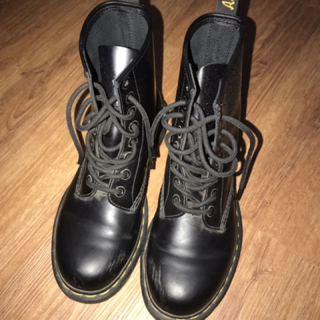 Doc Martens - Worn Once!!