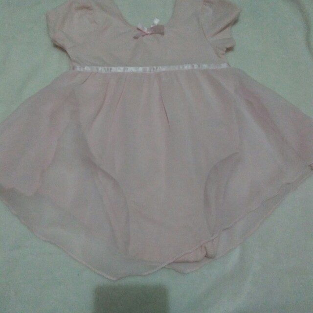 Dress ballerina cute pink