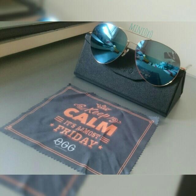 *eGG Sunglasses 太陽眼鏡*