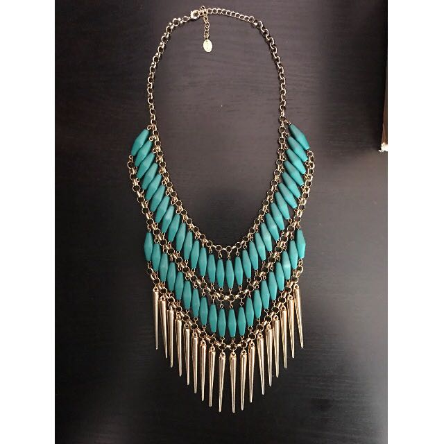 Equip Chunky Vintage Necklace