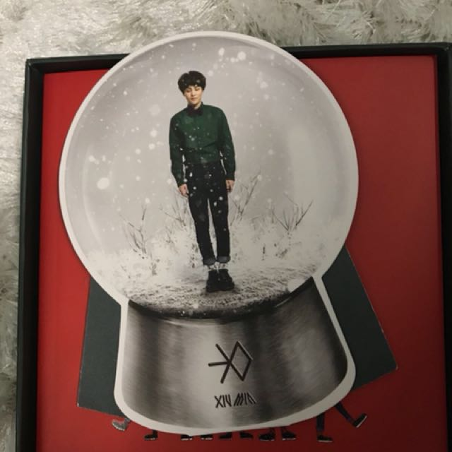 Exo album: Miracles in December and Overdose
