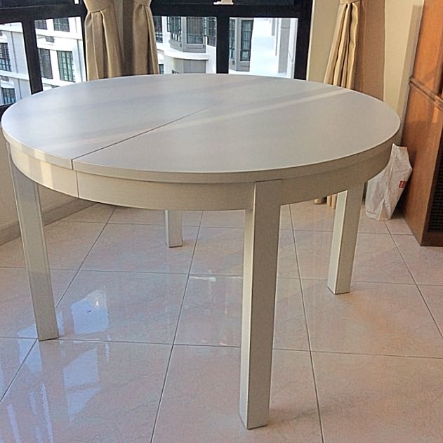 Round Dining Table For 4 Ikea Off 73, Ikea Round Table
