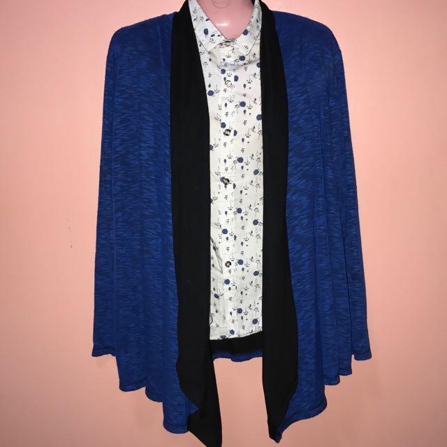 Free size blazer