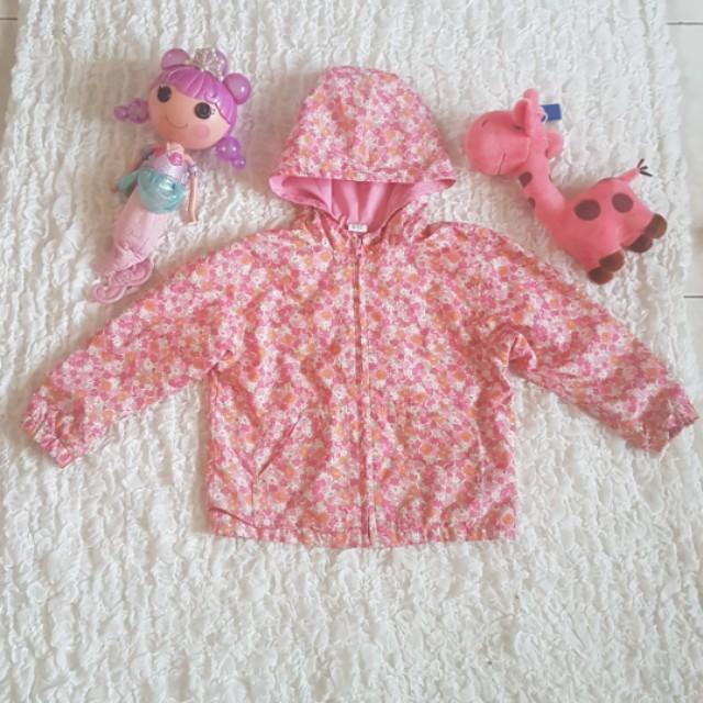 Gap Floral Kids Jacket
