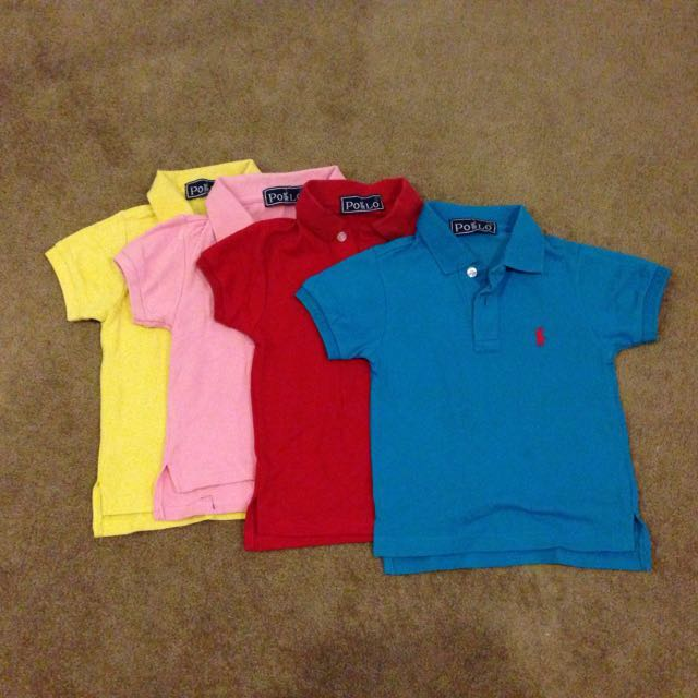 Genuine Polo Ralph Lauren shirts size S