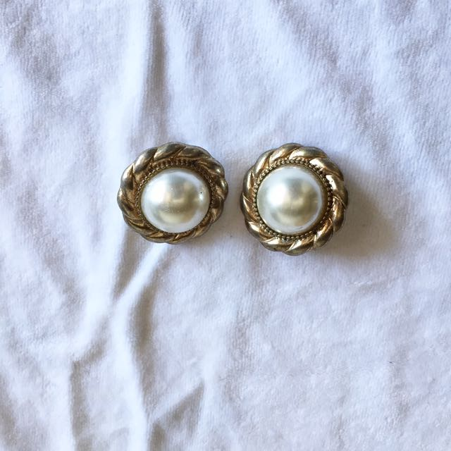 Giwang / Anting Jepit