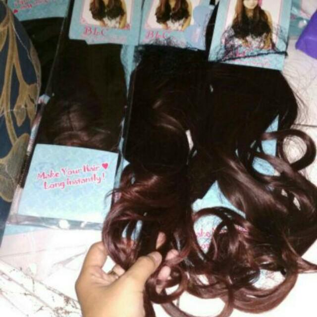hairclip 55-60cm salleeee