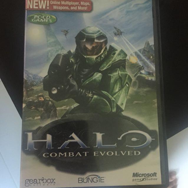 Halo Combat Evolved [PC]