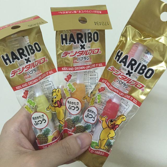 HARIBO小熊牙刷