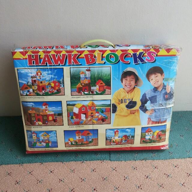 Hawk Blocks