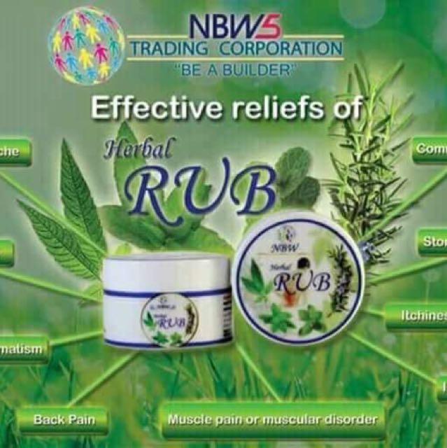 Herbal Rub