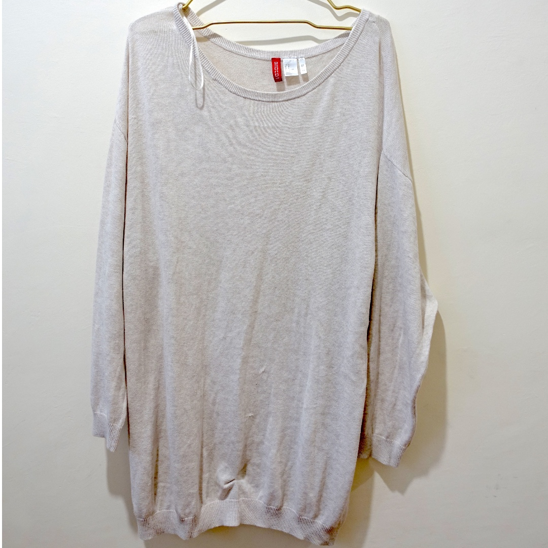 H&M Sweater Dress (Size Medium)
