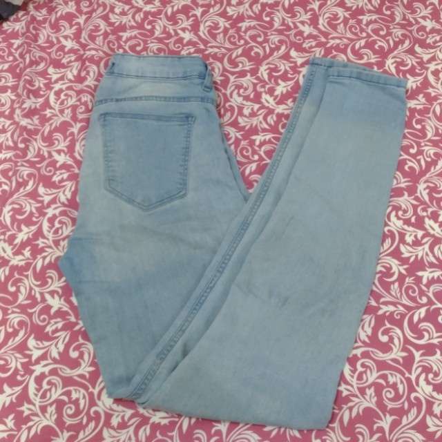 [HnM] Washed Jeans