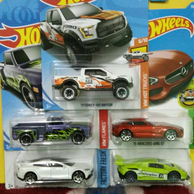 #HotWheels For Sale. Lot Of 5 Cars