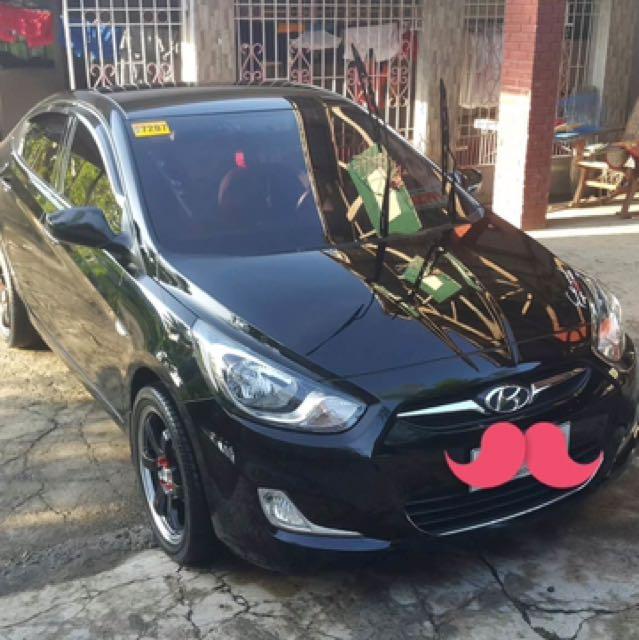 Hyundai Accent m/t