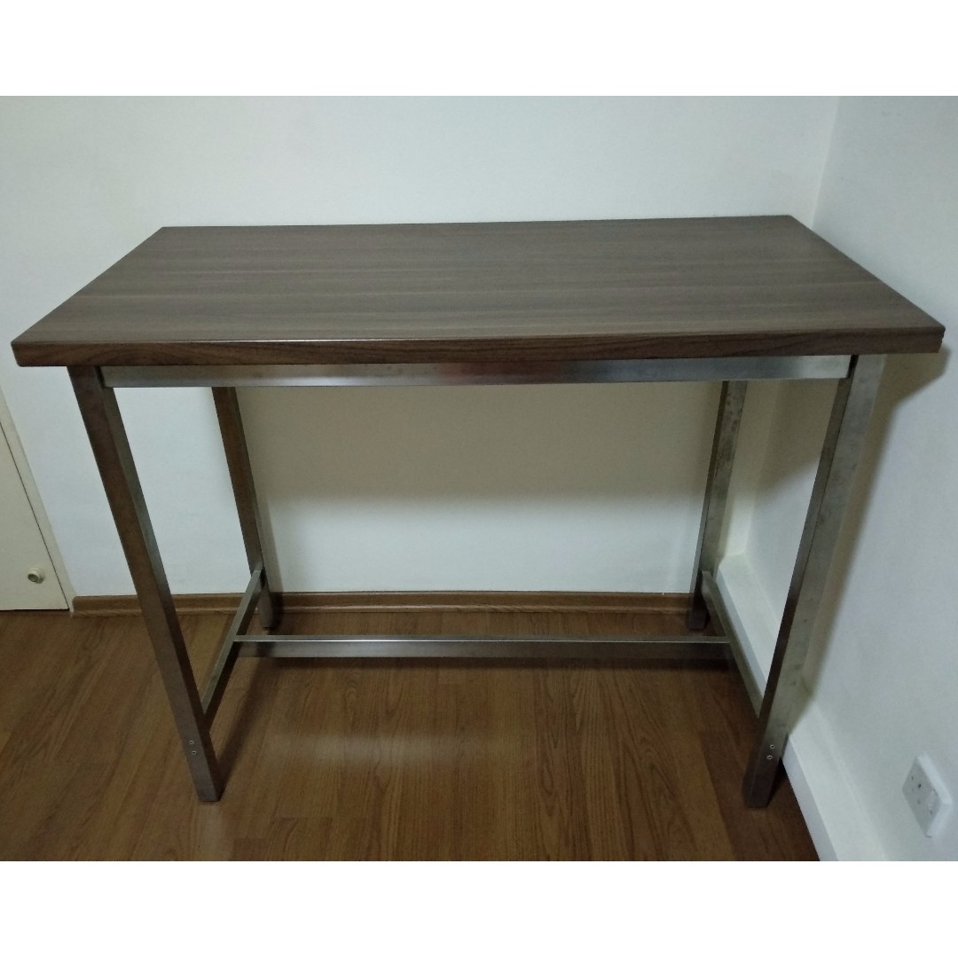 Ikea Utby Bar Table Discontinued In Singapore Furniture Tables Chairs On Carou