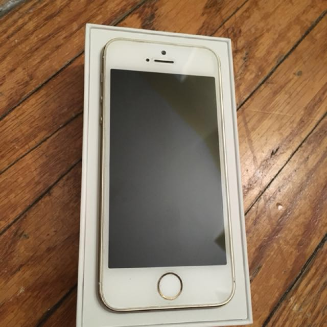iPhone 5S - Gold - 16 Gb