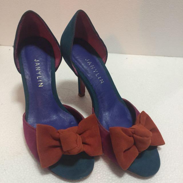JANYLIN heels
