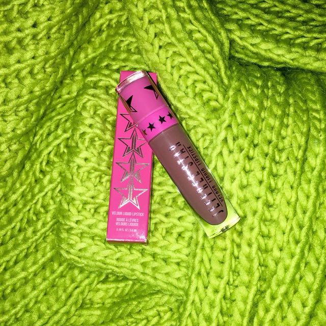 Jeffree Star Cosmetics liquid lipstick in the shade androgyny