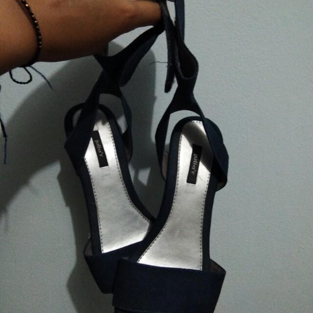 Juliar's sandals
