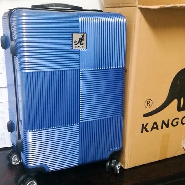 全新KANGOL行李箱24吋#好物任你換