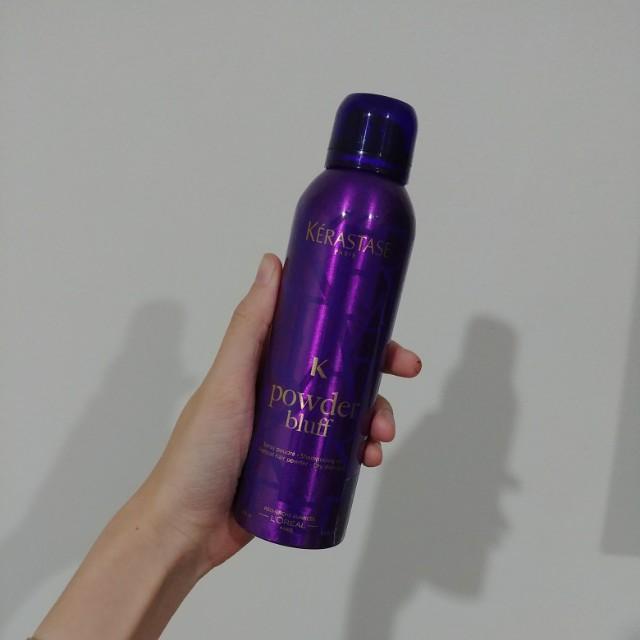 Kerastase powder bluff shampoo kering