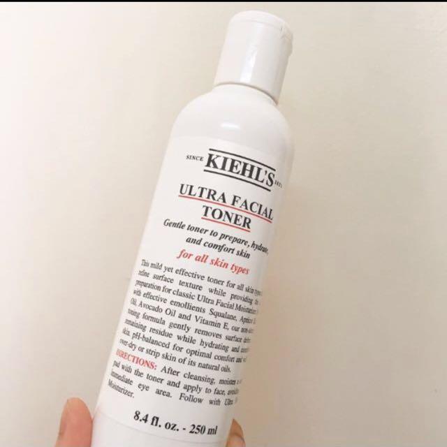 Kiehl's 醣蛋白保濕機能水