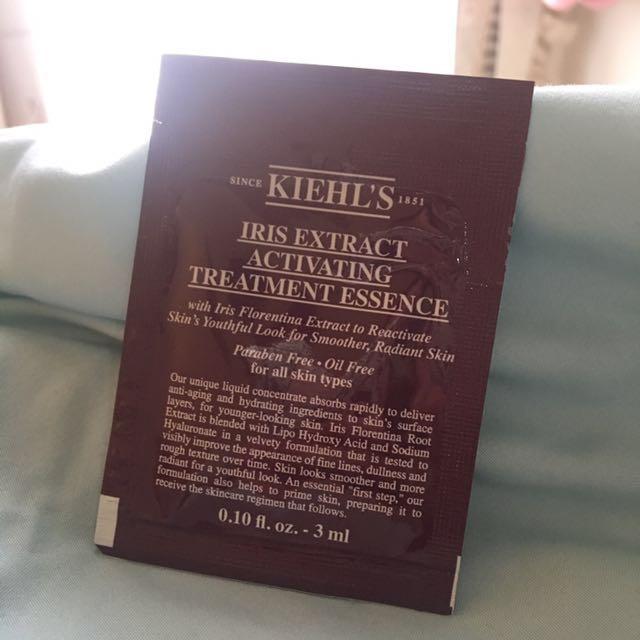 Kiehl's Iris Extract Activating Treatment Essence (Sample)