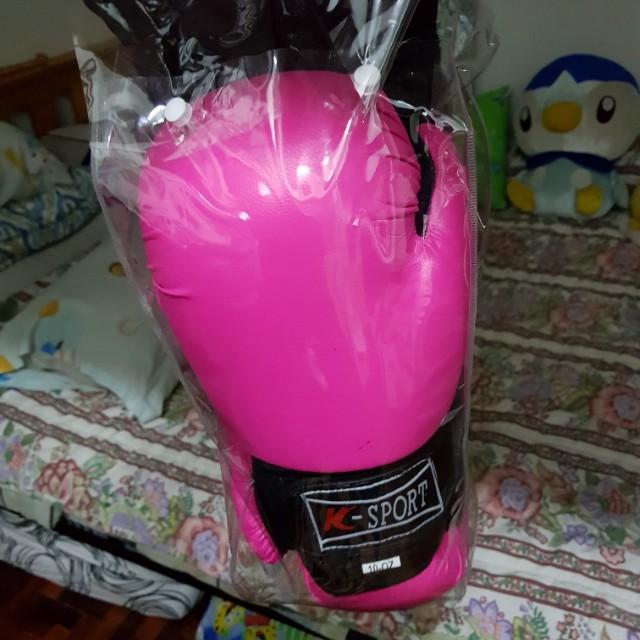 K-Sports Boxing Gloves