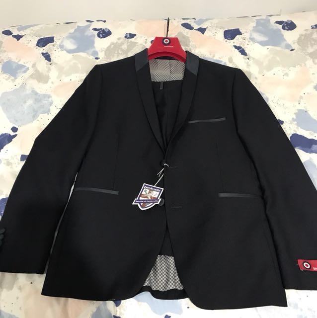 Lambretta suit