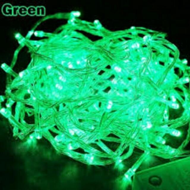 Lampu led tumblr Green