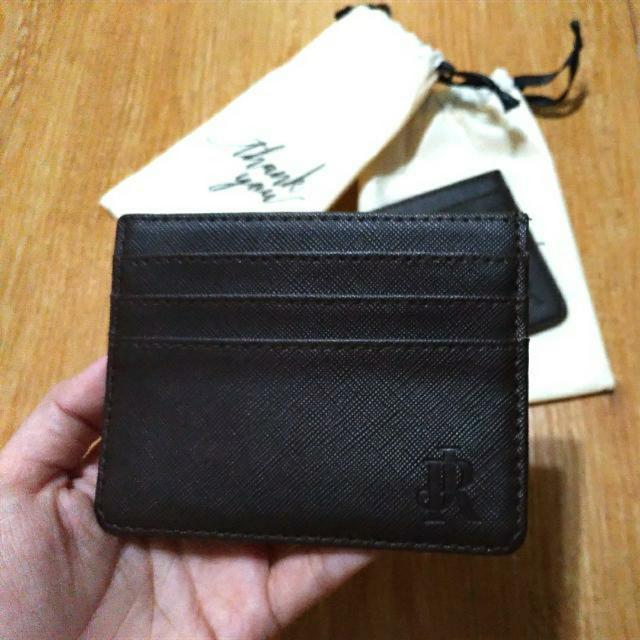 Leather Card Holder - Dompet Kartu Kecil