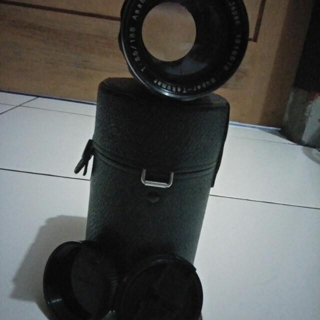 Lensa Takumar 135mm