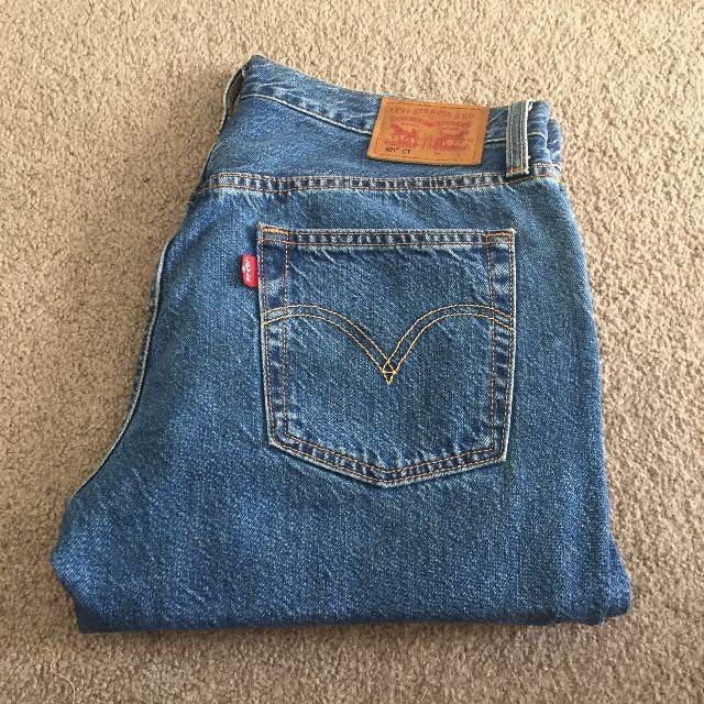 Levi '501 Surf Shack' Jeans
