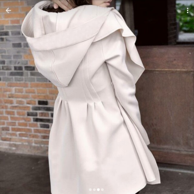 Looking for these coats in white and black