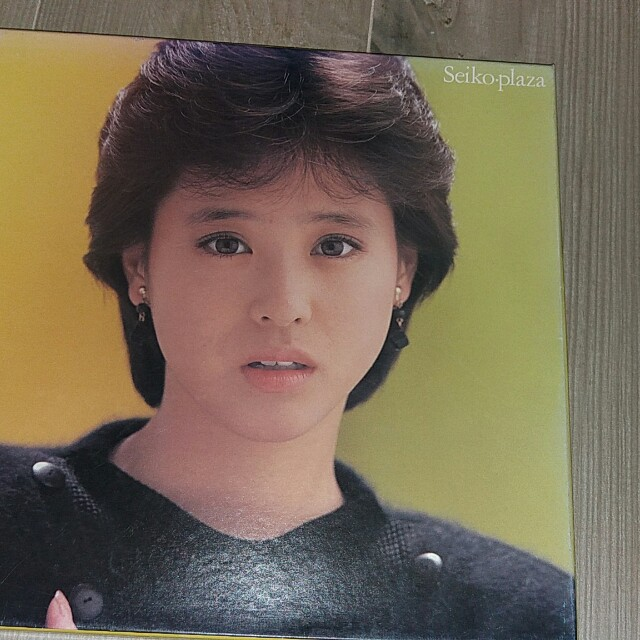 松田聖子LP 孖碟裝