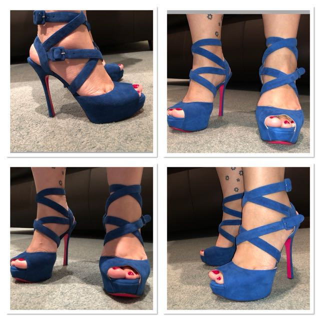Luciano padovan brand new size 38,5 bought in Italy for €250