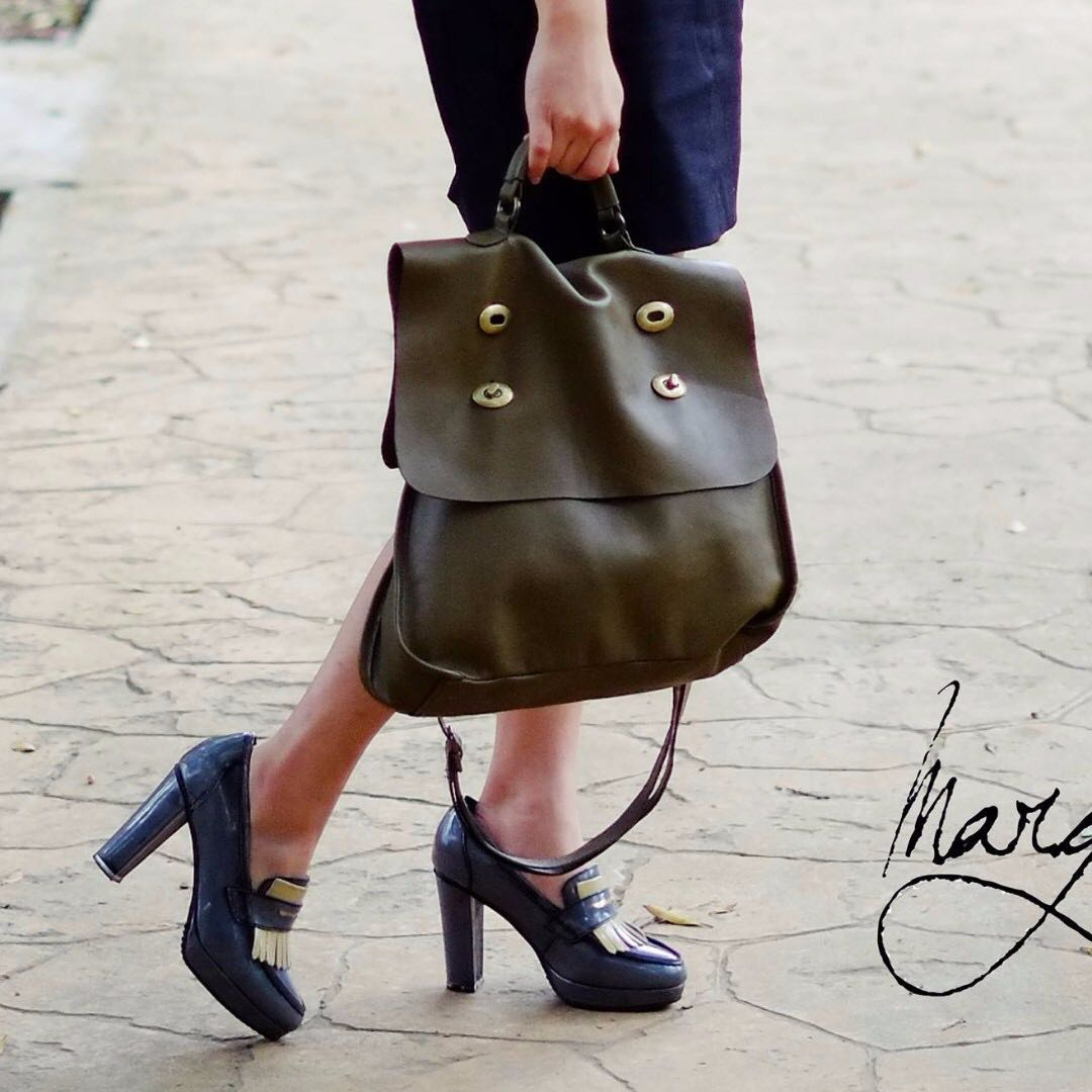 Margot 真皮 Mercury  Bag