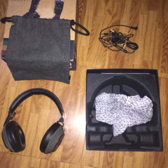 Marley Headphone Liberate XLBT
