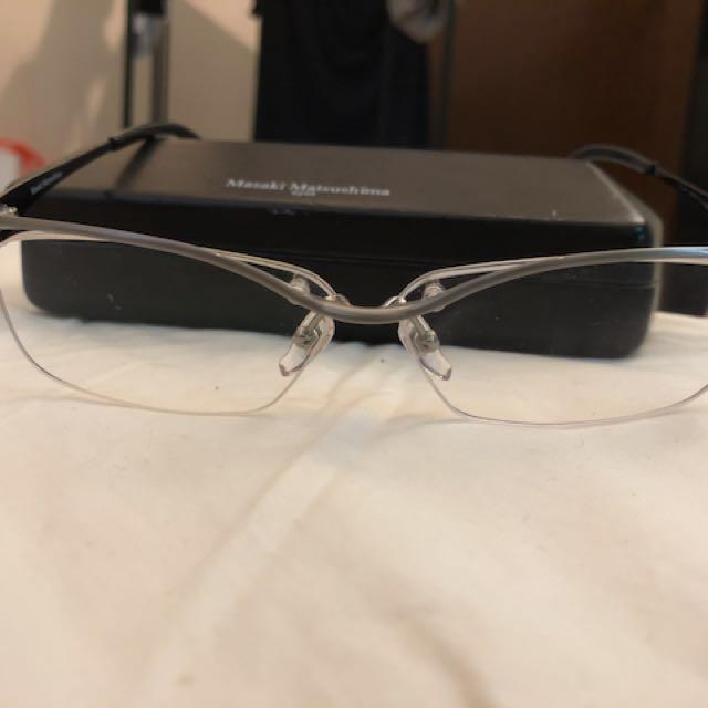 Masaki Matsushima glasses frame