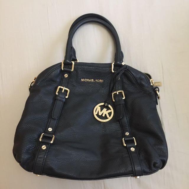 b2a62f6973a6c4 Michael Kors Bowling Bag - Final sale, Luxury, Bags & Wallets on ...