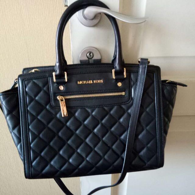 michael kors selma large luxury bags wallets on carousell rh id carousell com