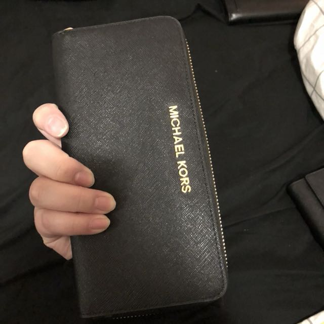 Michael Kors Travel Wallet