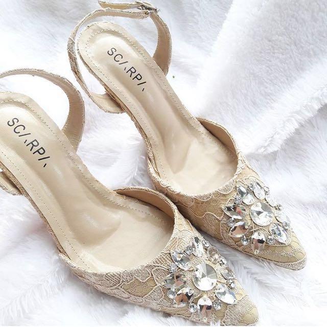 Mid low heel SCARPA (Size 40)