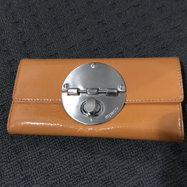Mimco Turnlock Wallet